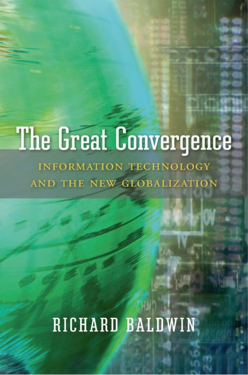 The great convergence. Information technology and the new globalization.