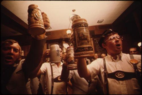 En 1516 se regulan los componentes de la cerveza