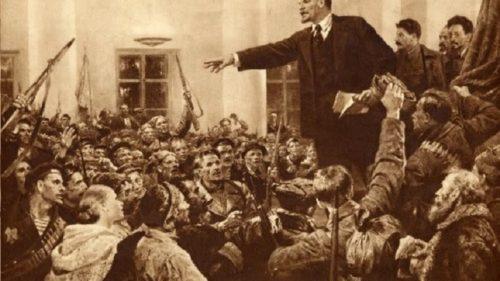"""Congrés Internacional """"CENTENARI DE LA REVOLUCIÓ RUSSA (1917-2017)"""""""