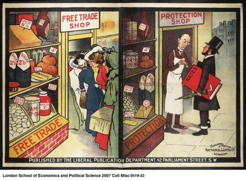 Todas las políticas económicas intervienen en el mercado
