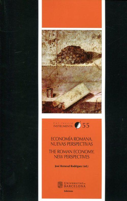 Economía romana. Nuevas perspectivas