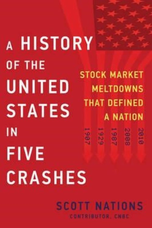 A history of the United States in five crashes. Stock market meltdowns that defined a Nation