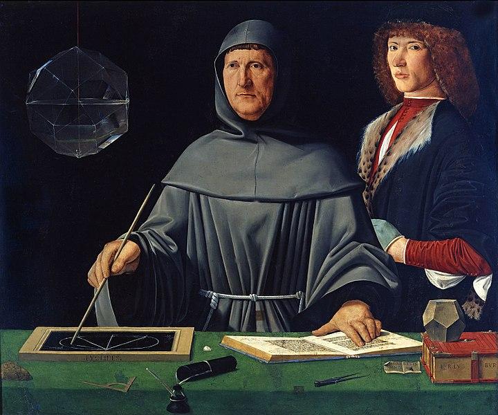 Luca de Pacioli, 1495