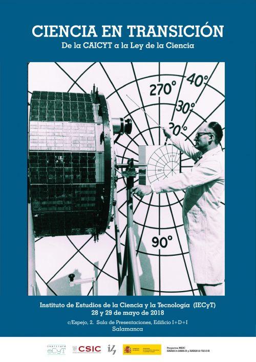 Ciencia en Transición. De la CAICYT a la Ley de la Ciencia