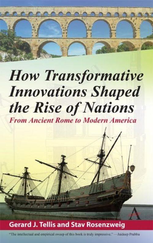 How transformative innovations shaped the rise of nations. From Ancient Rome to Modern America