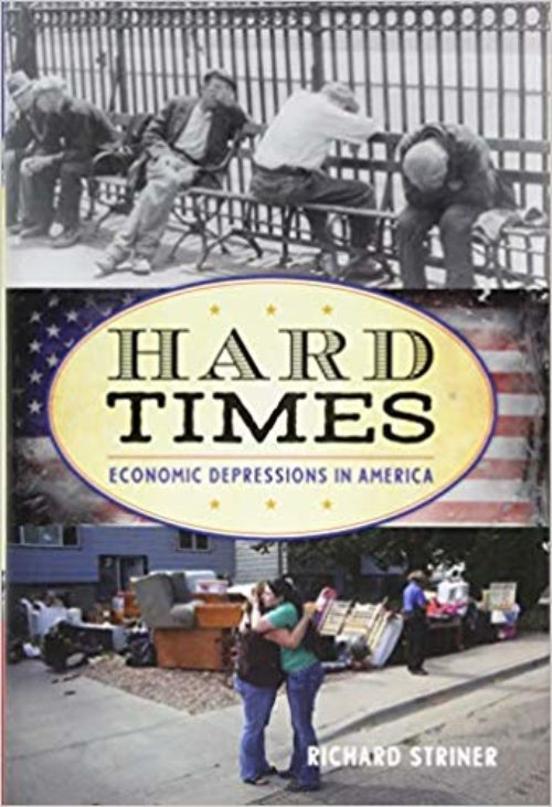 Hard times  economic depressions in America