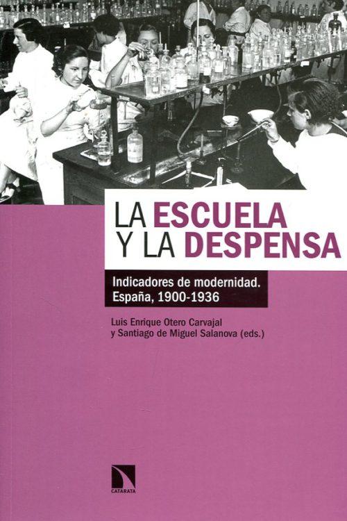 La escuela y la despensa Indicadores de modernidad. España, 1900-1936