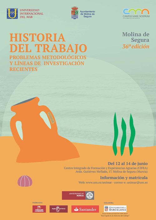 """Curso """"Historia del trabajo"""" y Seminario de la REHT"""