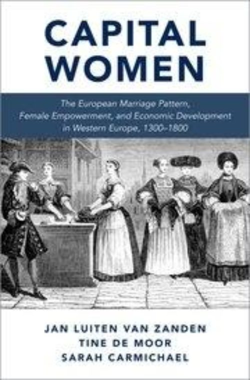 Capital Women «The European Marriage Pattern, Female Empowerment and Economic Development in Western Europe 1300-1800»