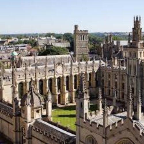 Contrato docente de un año en Oxford