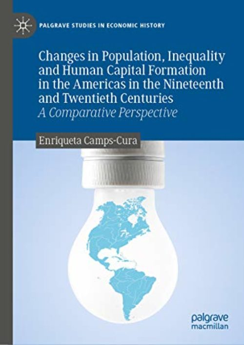 Changes in Population, Inequality and Human Capital Formation in the Americas in the Nineteenth and Twentieth Centuries