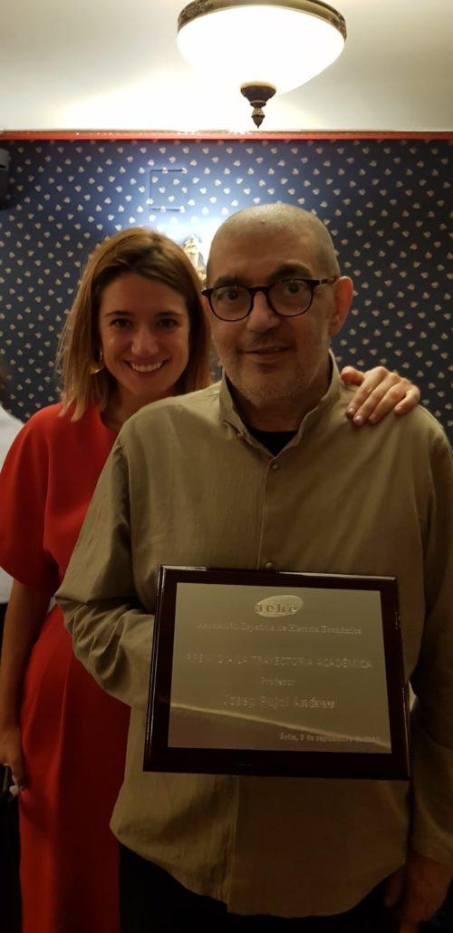 Fallecimiento de nuestro colega Josep Pujol