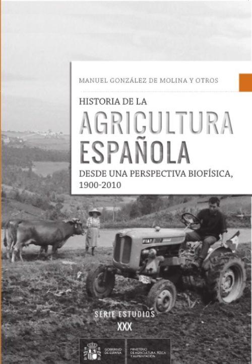 Nuevo libro de Manuel González de Molina y su equipo