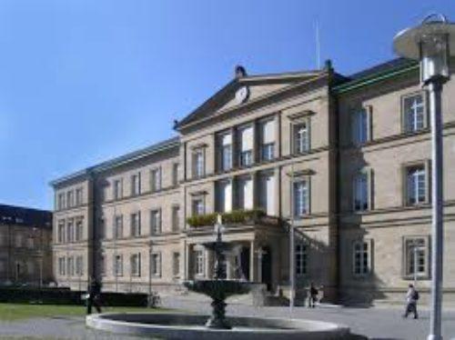 Plaza de ayudante de investigación en Tubinga