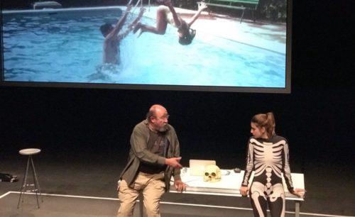 Obra de teatro inspirada por Josep Pujol