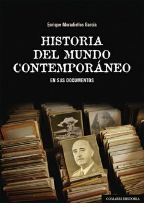 Nuevo libro de Enrique Moradiellos