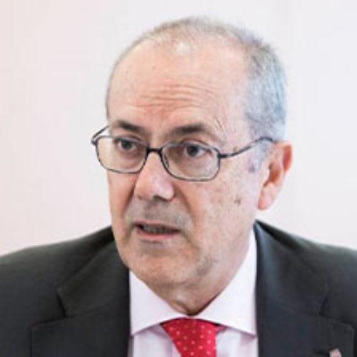 Albert Carreras miembro numerario del l'Institut d'Estudis Catalans