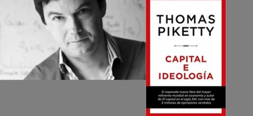Piketty, «Capital e ideología»: materiales para uso docente