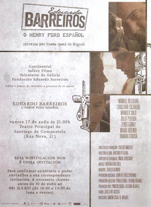 Eduardo Barreiros, el Henry Ford español