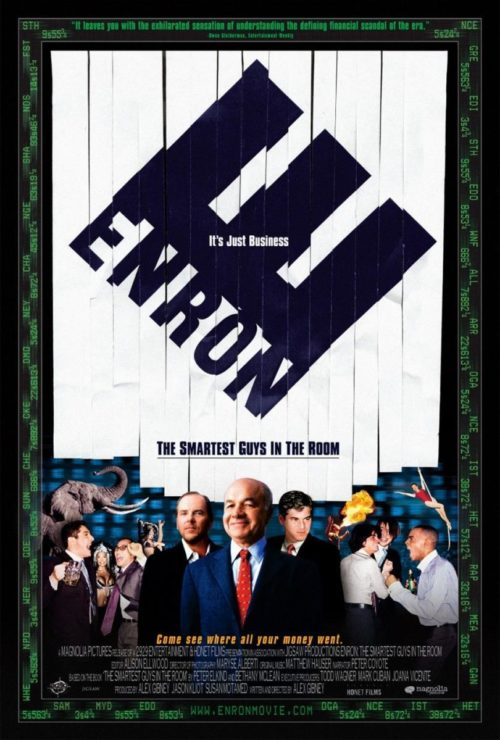 Enron, los tipos que estafaron a América