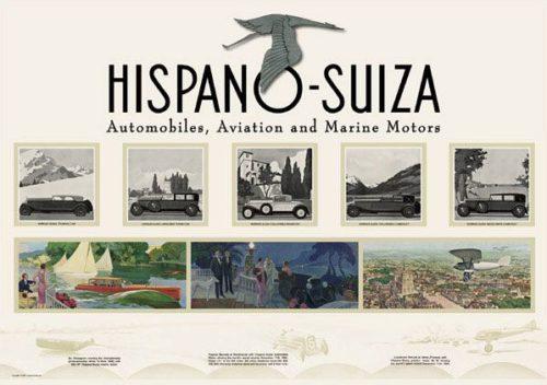Hispano-Suiza: las alas del progreso