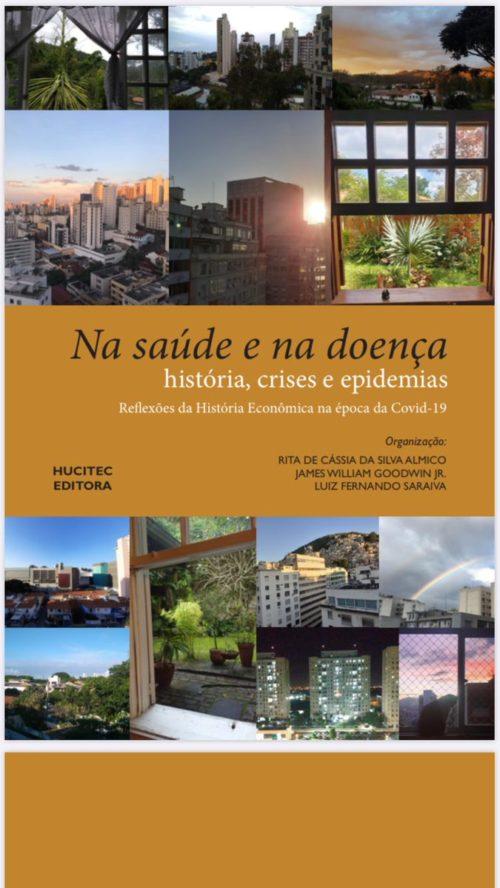 Nuevo libro sobre salud e historia económica desde Brasil