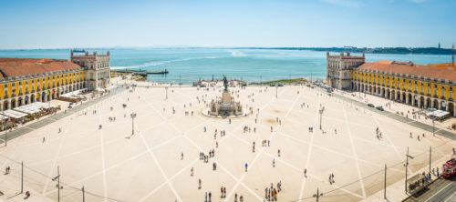 Beca en Lisboa