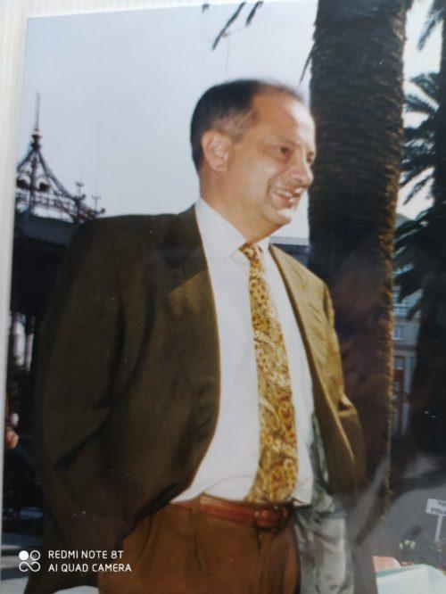 Obituario Fausto Dopico